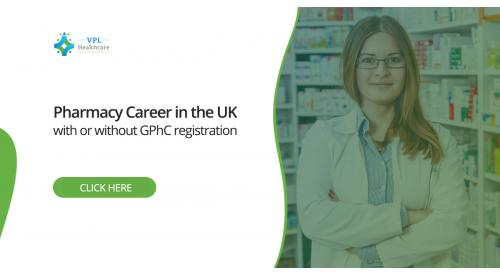 Pharmacy Career in the UK