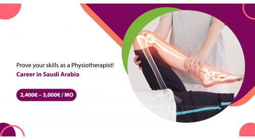 Prove your skills as a Physiotherapist!