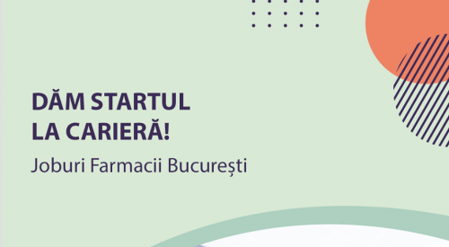 Job Farmacisti in Bucuresti